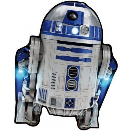 Los seguidores de R2D2 pueden tomar el control de sus ordenadores con esta original alfombrilla de ratón de Star Wars.