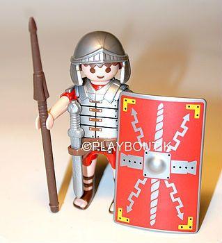 LEGIONNAIRE ROMAIN PLAYMOBIL - http://www.playboutik.com/achat-legionnaire-romain-playmobil-405970.html