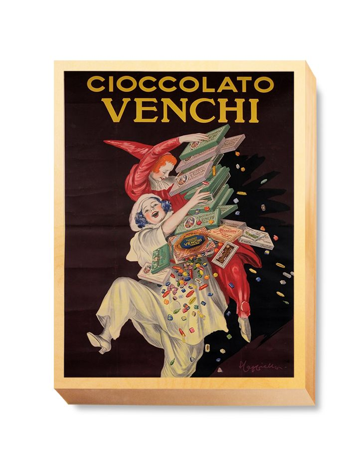 ADV 100 Advertising Art Cioccolato Venchi