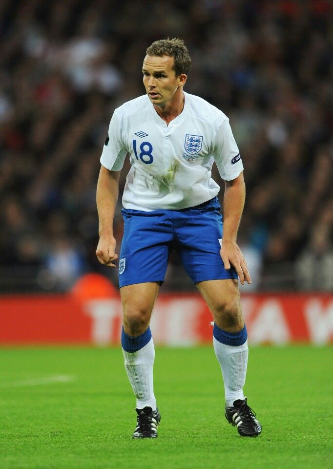 Kevin Davies of England in 2010.