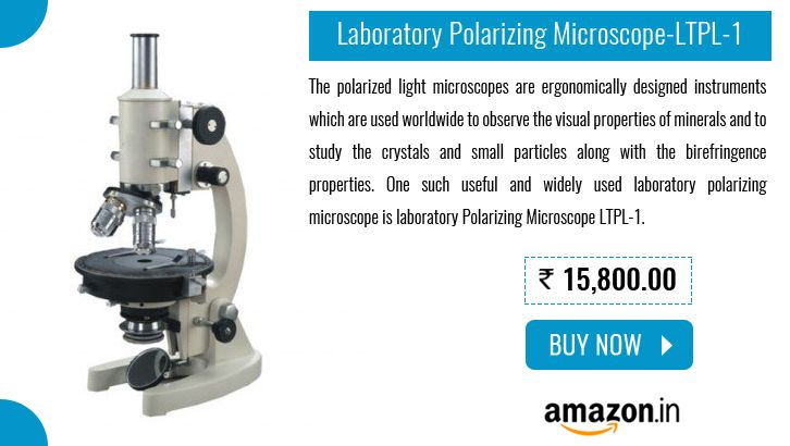 #‎Buy‬ ‪#‎Online‬ Laboratory Polarizing ‪#‎Microscope‬ - LTPL-1  Read More at:-http://goo.gl/2P0mWN