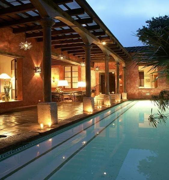 Antigua Vacation Guest House Rental - 7 Bedroom, 7 Bath, Sleeps 2 - Posada Del Angel