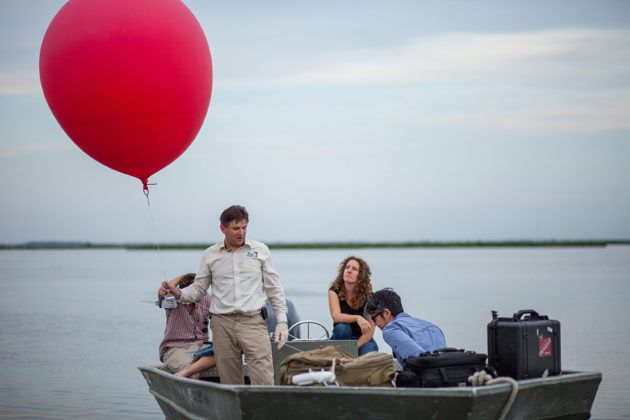 Citizen scientists star in public TVs The Crowd and the Cloud premiering online