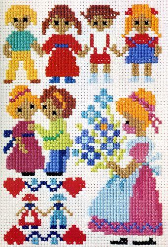 Ondori Cross Stitch