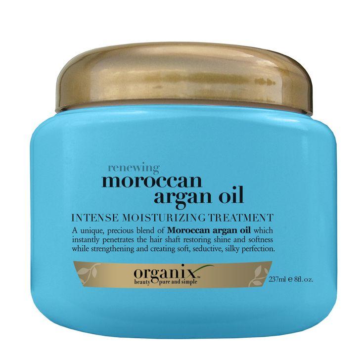 Máscara de Tratamento Organix Moroccan Argan Oil