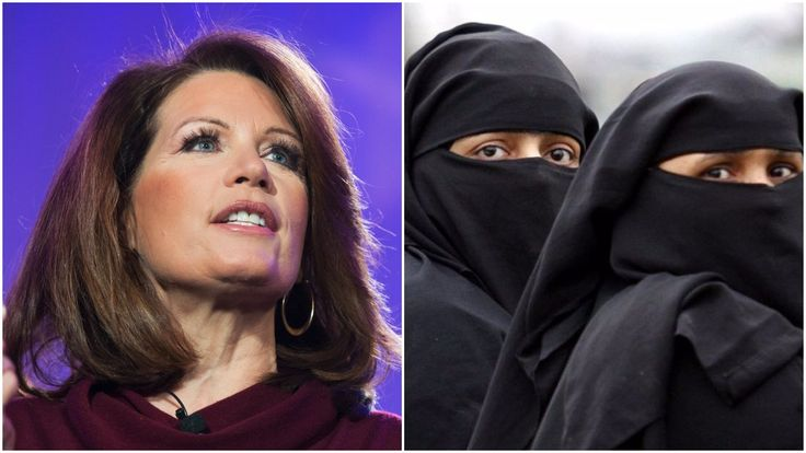 """Former Representative Michele Bachmann said: """"We saw this mass migration, this people movement, which is a historic people movement of Muslims from Islamic nations tending to be the most radicalized nations — from those nations into nations that are known as Western Christendom."""" The rumors that refugees are leaving countries of the Middle East to …"""