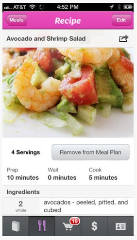 Mom365: A new free app to make meal planning a breeze. Yes, for dads too. - Cool Mom Tech