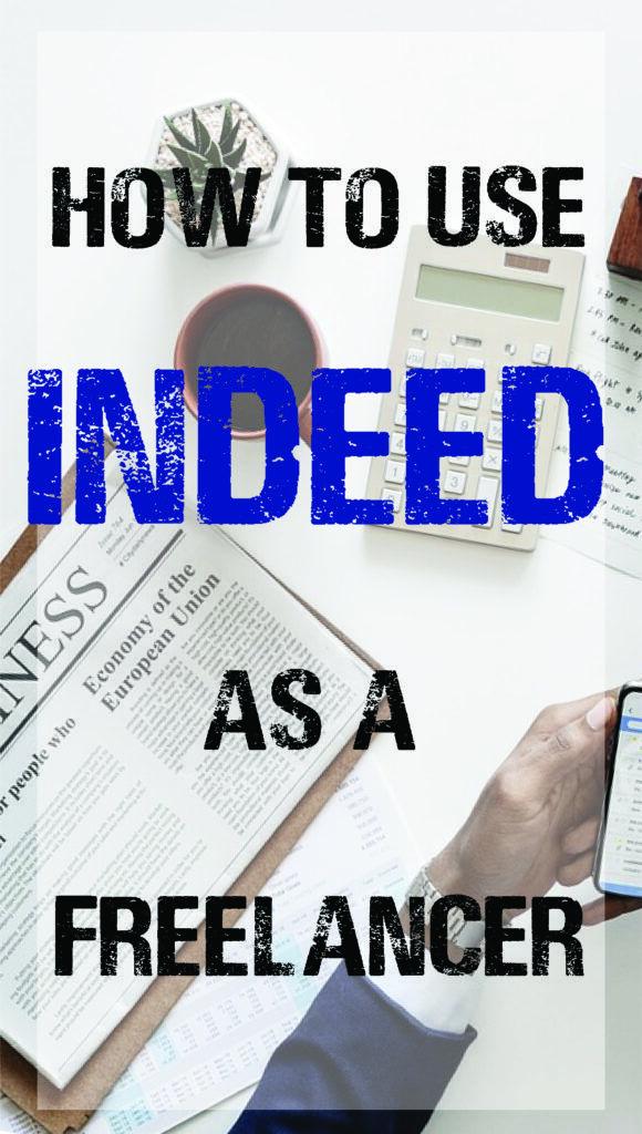 How To Land A Freelancing Job On Indeed Com Wfh Job Freelancing Jobs Job Board