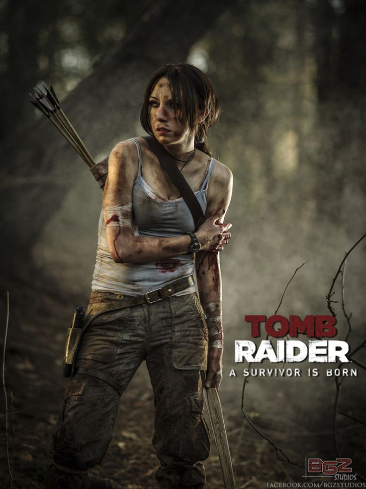 Ana Aesthetic Tomb Raider Reborn