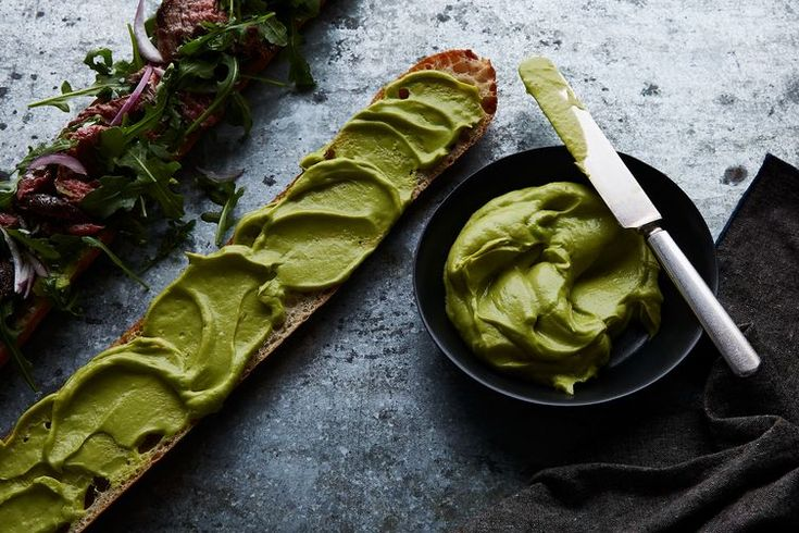 Avocado Mousse recipe on Food52