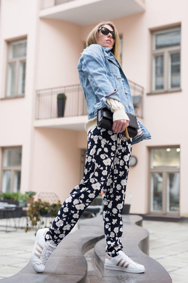 Spring look: Tommy Hilfiger Denim Jacket