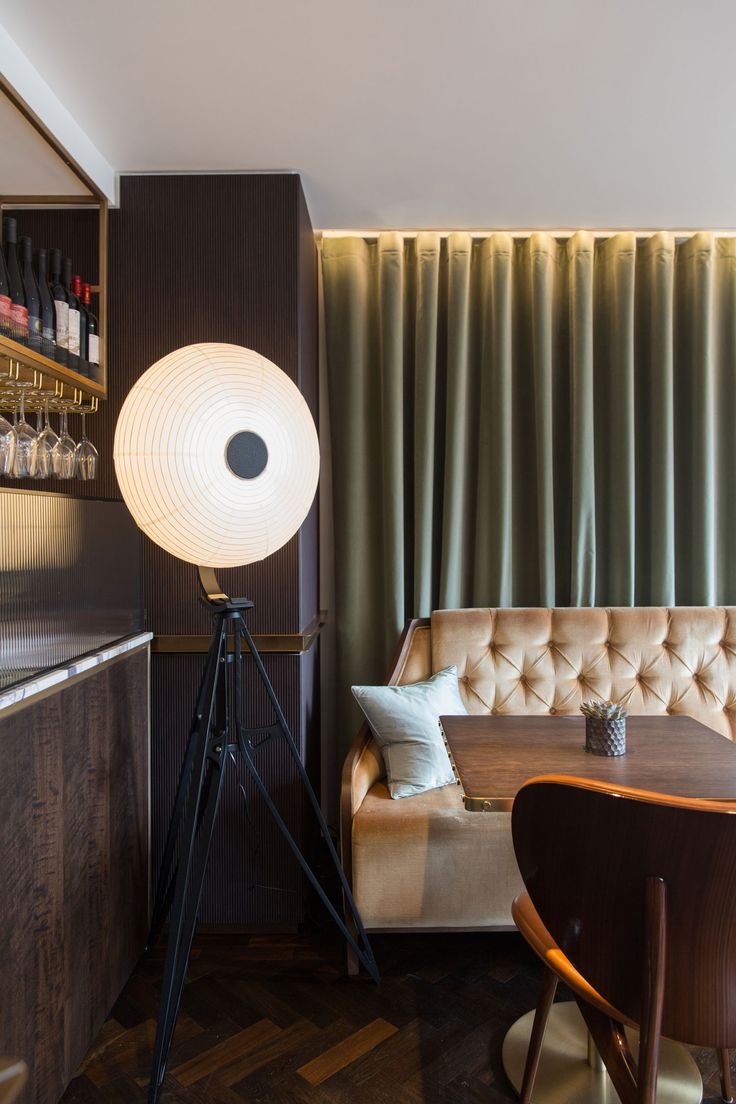 athenaeum hotel residences by kinnersley kent design refurbishment restaurants and bar - Multi Restaurant Design