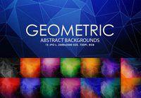 Geometric Backgrounds