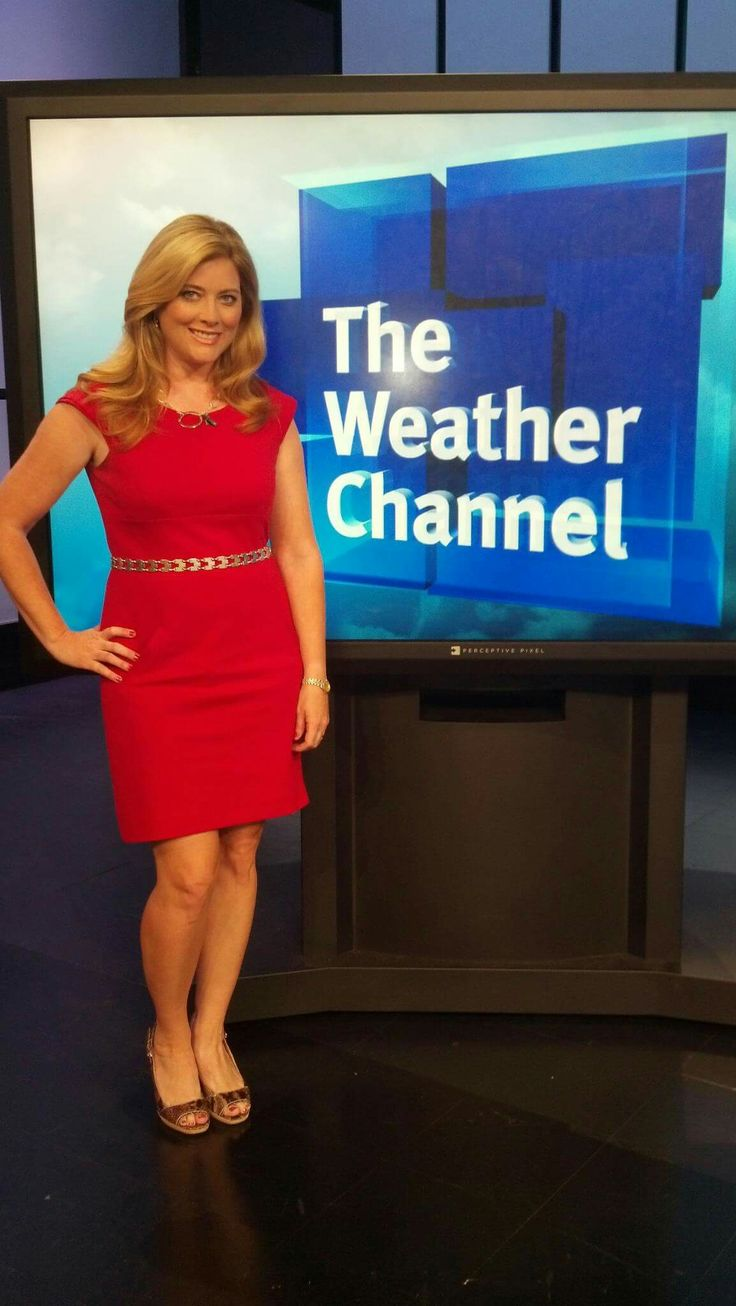 Ladies Of The Weather Channel : Best images about weather channel on pinterest