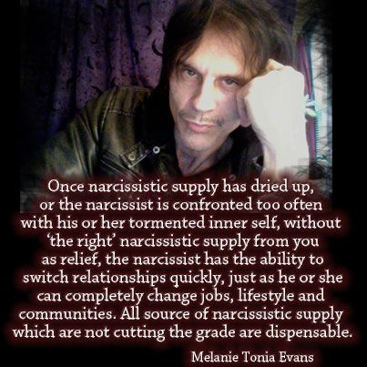 ALARMING STATISTICS~experts estimate that up to 16% of society is severely narcissistic/psychopat...