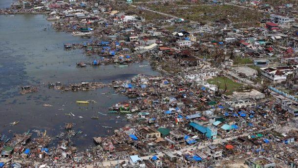 Nach Taifun: Die Philippinen ringen um Schadensbegrenzung