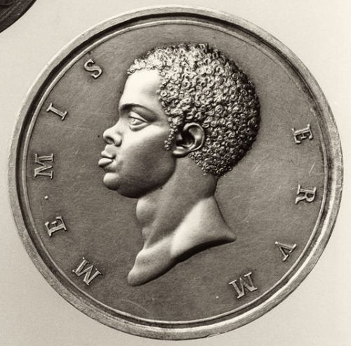 Nicolai Abraham Abildgaard; Pietro Leonardo Gianelli Medal Commemorating the Abolition of the Slave Trade in the Danish West Indies in 1792 Denmark (1792) Silver, 56 mm.