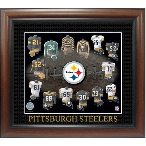 Uniforms -   Pittsburgh Steelers Bedroom Decor