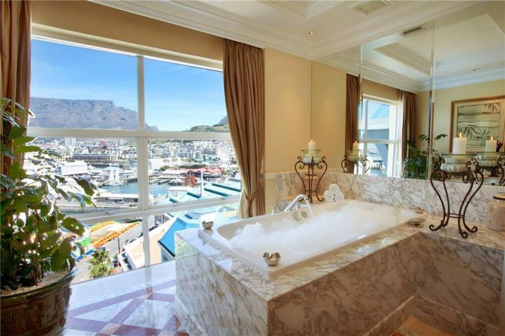 Between Robben Island and Table Mountain you'll discover the famed Table Bay Hotel. During the day the cool Atlantic Ocean breeze eases the heat of the Africa's mother city: Cape Town. Cosmopolitan, gracious and relaxed The Table Bay is the sum of all that is good about its home town.