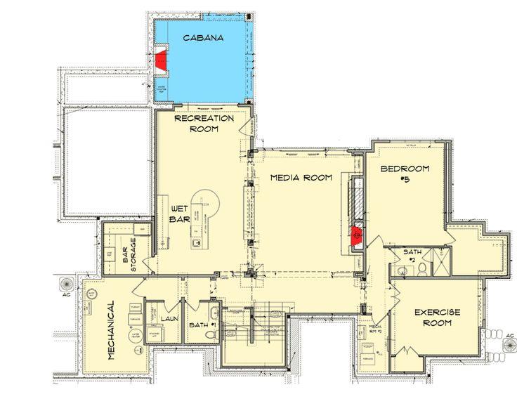 Architectural Designs Craftsman Plan 14623rk 4165 Sf