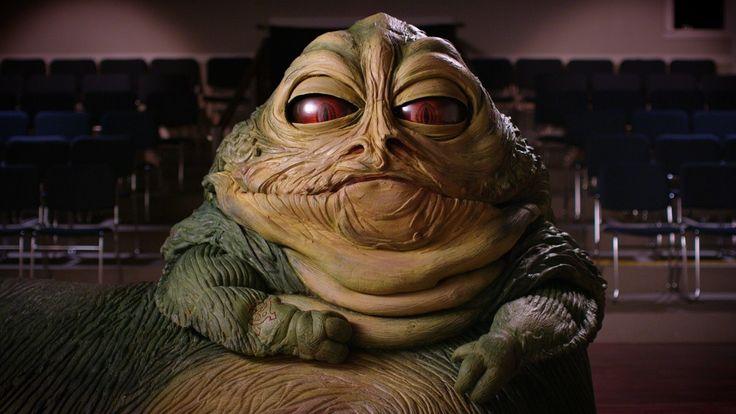 Jabba the Hutt Life Size Star Wars Replica Puppet ROTJ RARE Comic Con Costume | eBay