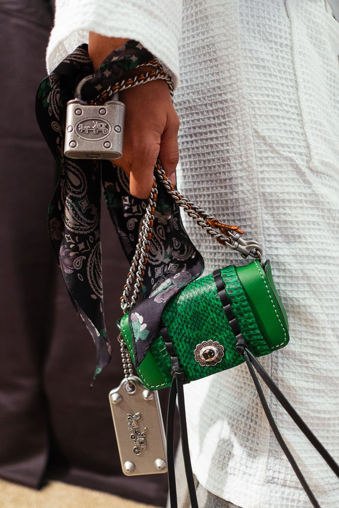 Coach 1941's Spring 2017 Bags are a Rockabilly Throwback with a Special Appearance by Elvis