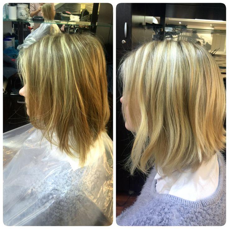 Исправление мелирования  #патрики #парикмахер #стрижка #стилист #шатушь #мелирование #омбре #окрашивание #wow #gn #work #moscow #girls #style #goldwell #hairstyle #hair #fashion #hairstylist