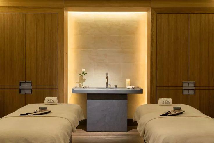 Doubles Treatment Room Peninsula Spa Paris