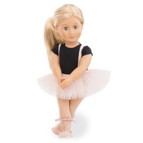 Our Generation - Basic Doll - Violet Anna