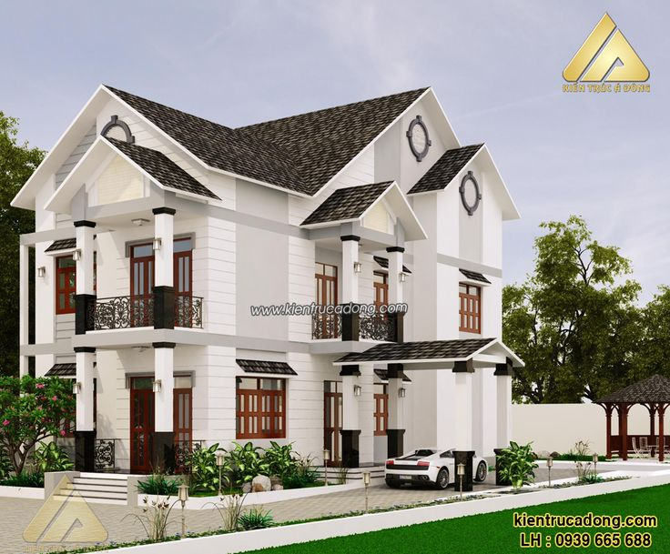 Mẫu thiết kế nhà đẹp độc đáo nhất http://www.kientrucadong.com/mau-nha-dep-thiet-ke-biet-thu-hien-dai-tp-quang-ninh-640-101.html