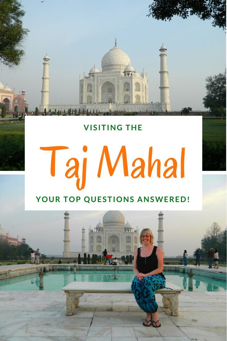 Shah Jahan's mausoleum (and architectural love letter) to his wife Mumtaz Mahal is surely at the top of most people's must-see list in India. One of the 7 Modern Wonders of the World, it has quite the reputation to live up to! But what do you need to know for your Taj Mahal visit?  India travel