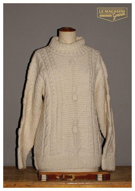 Wool vintage jumper #vintage #fortheladies #lemagasingeneral