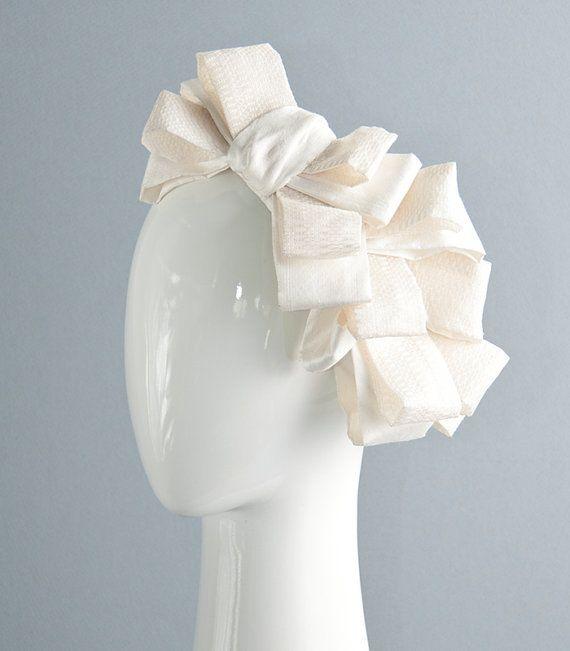 Vintage Bride ~ Chic Vintage Inspired Bridal Hats - Estelle Annabel ~ [vintagebridemag.com.au]
