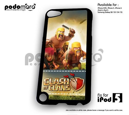 Clash Of Clans War - ipod 5