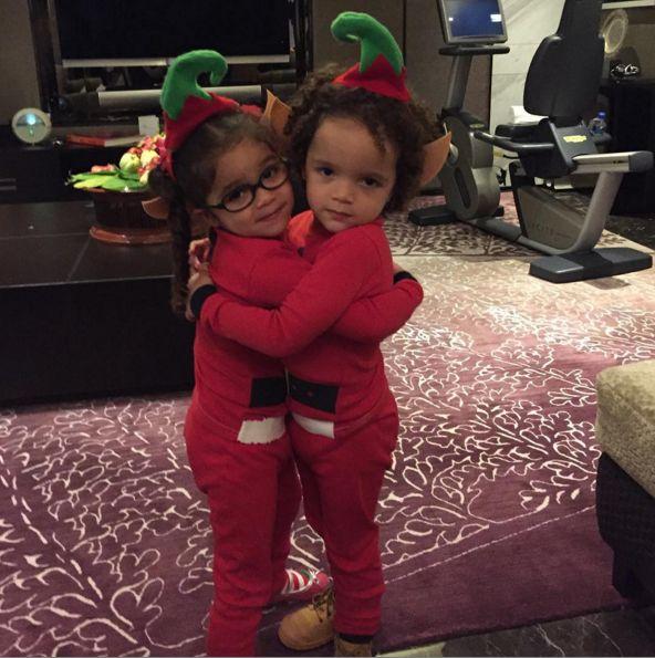 "Mariah Carey: ""My Little Elves"""