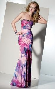 clearance prom dresses