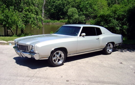 1969 Chevy Monte Carlo Bing Images Motor Vehicles