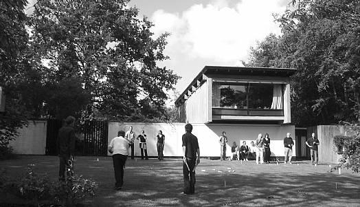 Fredning af Knud Friis' villa - Friis & Moltke