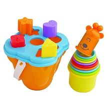 Bruin - Stacking Giraffe Bucket Website Price:      $9.07
