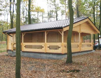 Streb | Products | Log Cabins Scotland