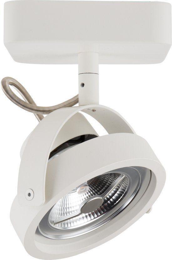 Zuiver Spot Light Dice-1 Led White - Spotjes - Wit