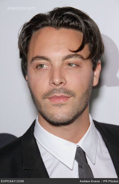 Jack Huston of Boardwalk Empire. Great-Grandson of Walter Huston, Grandson of John Huston, nephew of Anjelica Huston and Danny Huston.