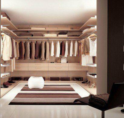 ankleidezimmer einrichten mbel offener kleiderschrank systeme lufer