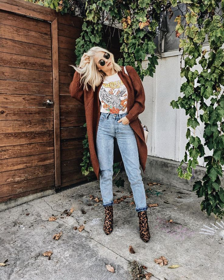 Pin by F on Band tees in 2020   Fashion, Fall winter outfits