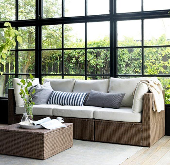 Amazing Ikea Gartenmöbel Outdoor Rattanmöbel Sofa Couchtisch Arholma Awesome Ideas