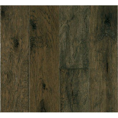 Misty Gray Armstrong Flooring 5 Hickory Engineered Hardwood Flooring In Misty Gray Hickory Wood Floors Wood Floors Wide Plank Hickory Hardwood Floors