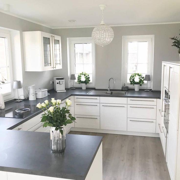 Credit @wohn.emotion #kitchendesign #kitchen #inspire_me_home_decor #interiorde