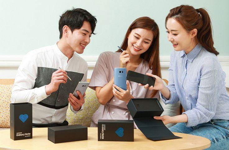 Samsung Galaxy Note 7 Fan Edition es oficial y a un 30% más barato