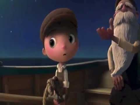El video de Pixar más tierno que he visto...