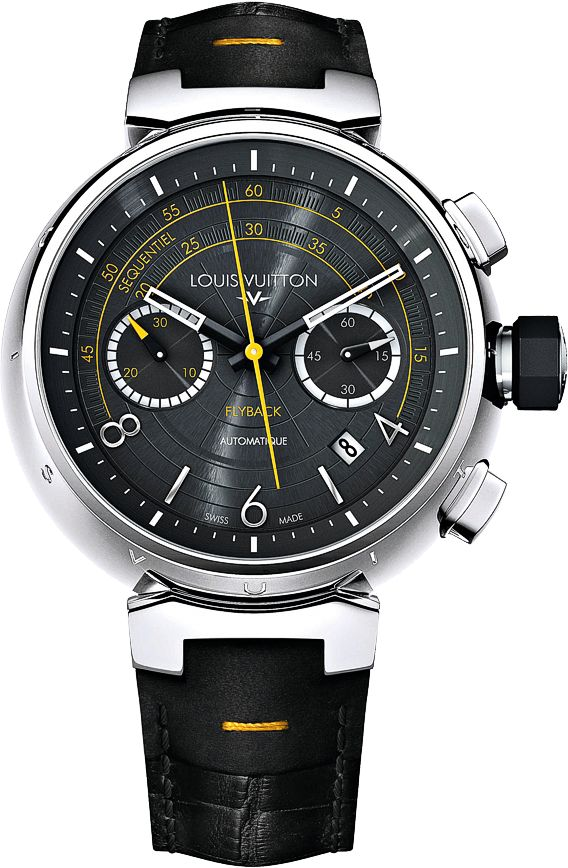 #LouisVuitton Tambour Flyback Chronograph #Watch